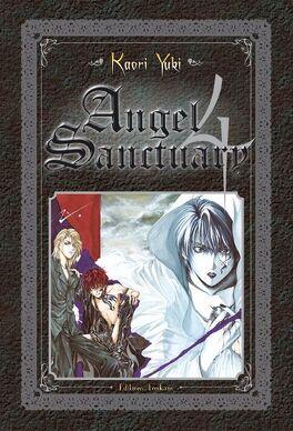 Couverture du livre : Angel Sanctuary Deluxe, Tome 4