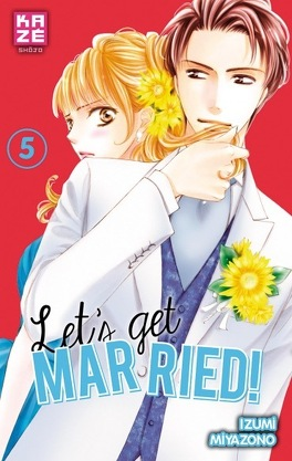 Couverture du livre : Let's get married ! tome 5