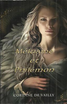 Couverture du livre : Mélusine et Philémon, Tomes 1 à 4