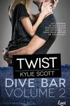 couverture Dive Bar, Tome 2 : Twist