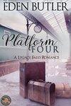 couverture Platform Four: A Legacy Falls Romance