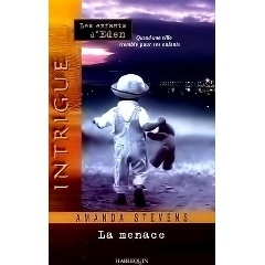 Couverture du livre : La Menace