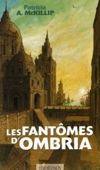 Couverture du livre : Les fantômes d'Ombria