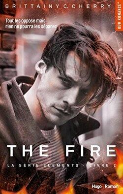 Couverture de Elements, Tome 2 : The Fire