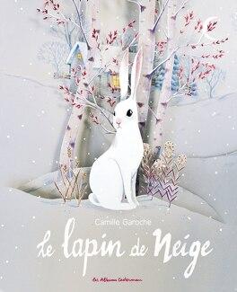 Couverture du livre : Le lapin de neige