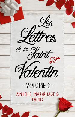 Couverture de Les Lettres de la Saint Valentin - Volume 2