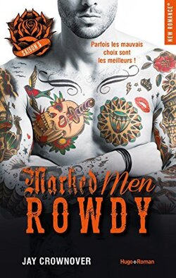 Couverture de Marked Men, tome 5 : Rowdy