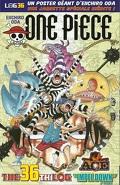 One Piece: The Thirty-Sixth Log