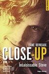 couverture Close up, Tome 3 : Insaisissable Steve