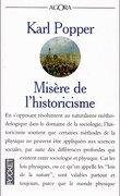 Misère de l'historicisme