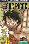 couverture One Piece: The Thirty-Fifth Log