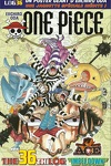couverture One Piece: The Thirty-Sixth Log