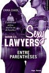 couverture Sexy Lawyers, Tome 3.5 : Entre parenthèses