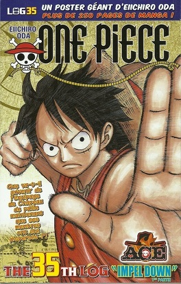 Couverture du livre : One Piece: The Thirty-Fifth Log