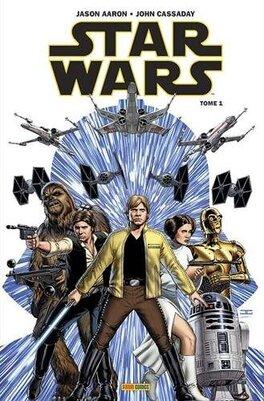 Couverture du livre : Star Wars tome 1, Skywalker passe à l'attaque