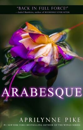 Couverture du livre : Wings, Tome 5 : Arabesque