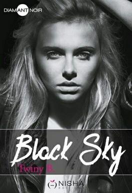 Couverture du livre : Black sky - Broché