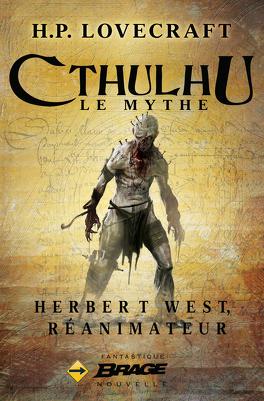 Couverture du livre : Herbert West, Réanimateur