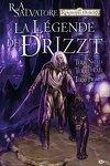 couverture La Légende de Drizzt : Terre natale / Terre d'exil / Terre promise