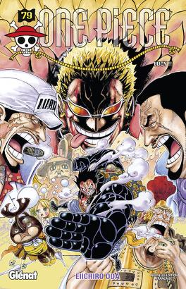 Couverture du livre : One Piece, Tome 79 : Lucy !!