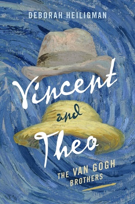 Couverture du livre : Vincent and Theo: The Van Gogh Brothers