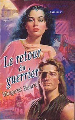Couverture du livre : Les Guerriers, tome 1 : Le retour du guerrier