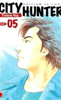 City Hunter - Édition deluxe, tome 5