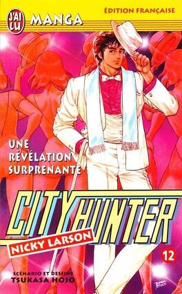 Couverture du livre : City Hunter, tome 12 : Une révélation surprenante