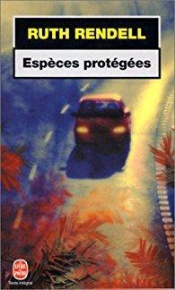 Couverture du livre : Espèces protégées