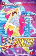 City Hunter, tome 7 : La Femme qui venait d'un pays dangereux