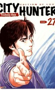 City Hunter - Édition deluxe, tome 27