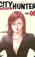 City Hunter - Édition deluxe, tome 8
