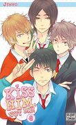 Kiss him, not me!, tome 8