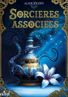 Couverture du livre : Sorcières associées, Tome 1