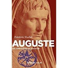 Couverture du livre : Auguste - Les ambiguïtés du pouvoir