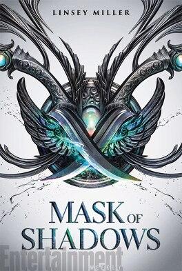Couverture du livre : Mask of Shadows