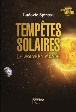 Couverture du livre : Tempêtes solaires : Le nouveau monde