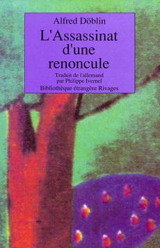Couverture du livre : L'assassinat d'une renoncule