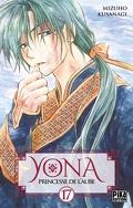 Yona - Princesse de l'Aube, tome 17