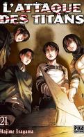 L'Attaque des Titans, Tome 21