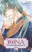 Yona, princesse de l'aube, Tome 17