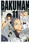 couverture Bakuman, Tome 11
