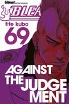 couverture Bleach, Tome 69 : Against the Judgement