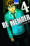 couverture Re/Member, tome 4