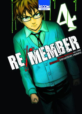 Couverture du livre : Re/Member, Tome 4