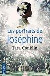 couverture Les portraits de Joséphine