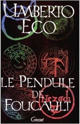 Couverture du livre : Le Pendule de Foucault