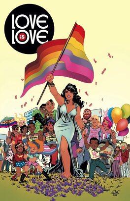 Couverture du livre : Love Is Love