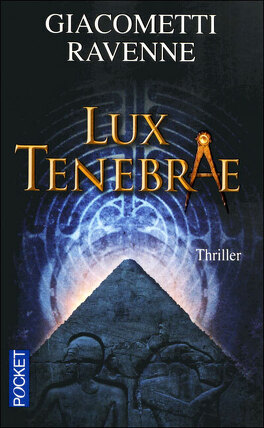 Couverture du livre : Lux tenebrae