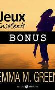 Jeux Insolents - Bonus - Jeux éternels